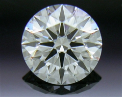 0.308 ct H VVS2 A CUT ABOVE® Hearts and Arrows Super Ideal Round Cut Loose Diamond