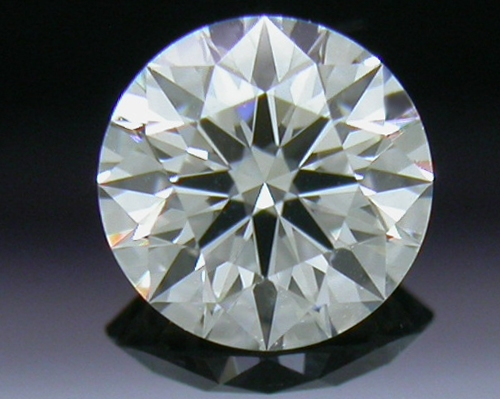 0.306 ct H VS1 A CUT ABOVE® Hearts and Arrows Super Ideal Round Cut Loose Diamond