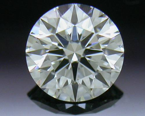 0.331 ct H VS1 A CUT ABOVE® Hearts and Arrows Super Ideal Round Cut Loose Diamond