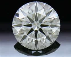 0.31 ct I VS1 A CUT ABOVE® Hearts and Arrows Super Ideal Round Cut Loose Diamond