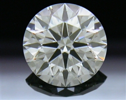 0.312 ct I VS2 A CUT ABOVE® Hearts and Arrows Super Ideal Round Cut Loose Diamond