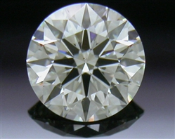 0.336 ct J VS2 Expert Selection Round Cut Loose Diamond