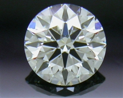 0.321 ct J VS2 A CUT ABOVE® Hearts and Arrows Super Ideal Round Cut Loose Diamond