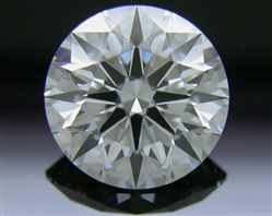 2.051 ct H VS2 A CUT ABOVE® Hearts and Arrows Super Ideal Round Cut Loose Diamond