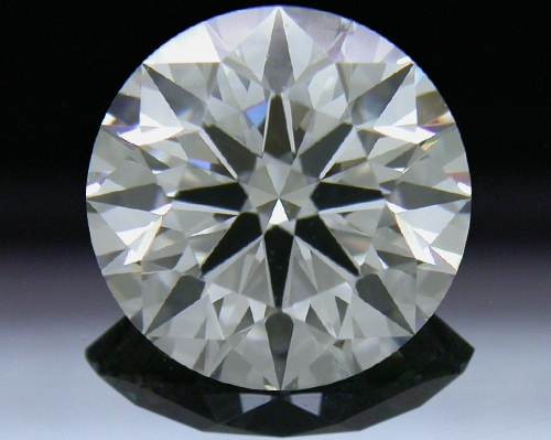 1.524 ct D VS2 A CUT ABOVE® Hearts and Arrows Super Ideal Round Cut Loose Diamond