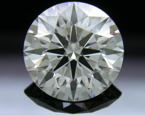 1.353 ct I VS1 A CUT ABOVE® Hearts and Arrows Super Ideal Round Cut Loose Diamond