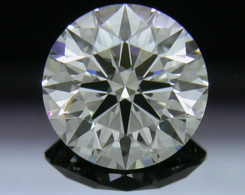 1.298 ct I VS1 A CUT ABOVE® Hearts and Arrows Super Ideal Round Cut Loose Diamond
