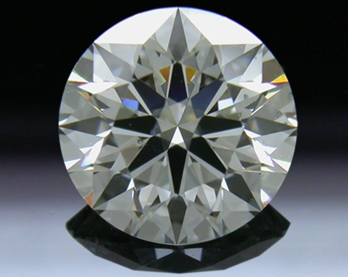 1.251 ct I VS2 A CUT ABOVE® Hearts and Arrows Super Ideal Round Cut Loose Diamond