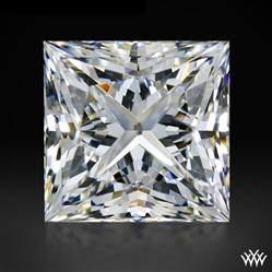 1.212 ct I VVS2 A CUT ABOVE® Princess Super Ideal Cut Diamond