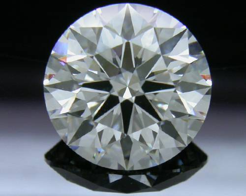 2.038 ct H VS2 A CUT ABOVE® Hearts and Arrows Super Ideal Round Cut Loose Diamond