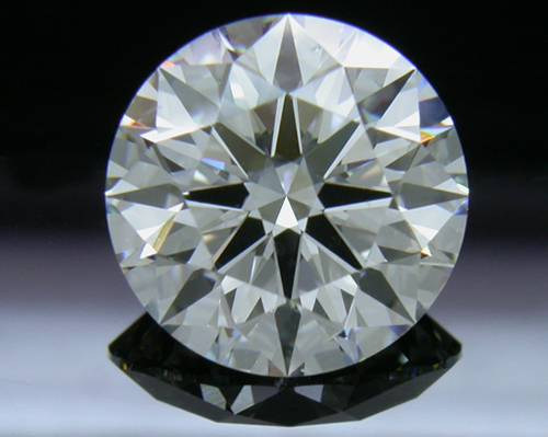2.167 ct H VS2 A CUT ABOVE® Hearts and Arrows Super Ideal Round Cut Loose Diamond