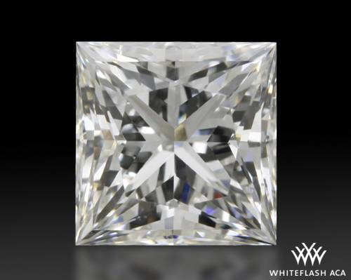 1.504 ct G VS2 A CUT ABOVE® Princess Super Ideal Cut Diamond