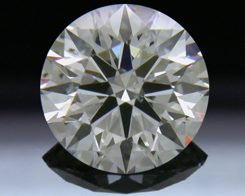 0.84 ct H SI2 A CUT ABOVE® Hearts and Arrows Super Ideal Round Cut Loose Diamond