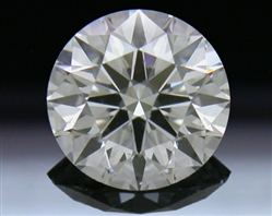 0.75 ct H SI1 A CUT ABOVE® Hearts and Arrows Super Ideal Round Cut Loose Diamond