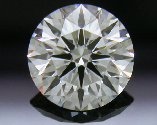 0.751 ct J VS2 A CUT ABOVE® Hearts and Arrows Super Ideal Round Cut Loose Diamond