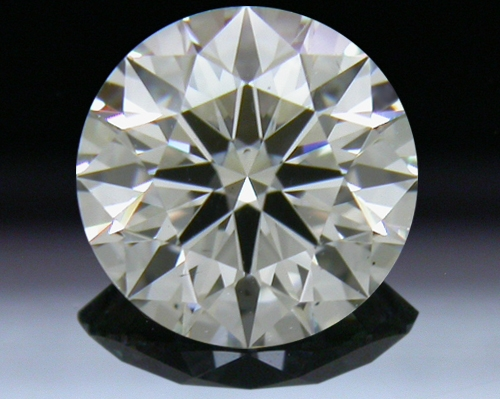 0.824 ct I VS2 A CUT ABOVE® Hearts and Arrows Super Ideal Round Cut Loose Diamond