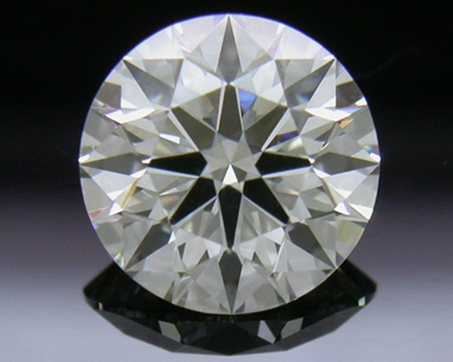 0.805 ct H VS1 A CUT ABOVE® Hearts and Arrows Super Ideal Round Cut Loose Diamond