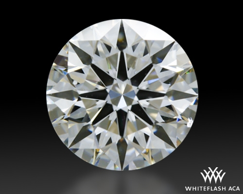 1.216 ct F VS2 A CUT ABOVE® Hearts and Arrows Super Ideal Round Cut Loose Diamond