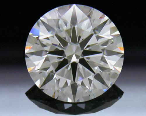 1.12 ct H VS1 A CUT ABOVE® Hearts and Arrows Super Ideal Round Cut Loose Diamond