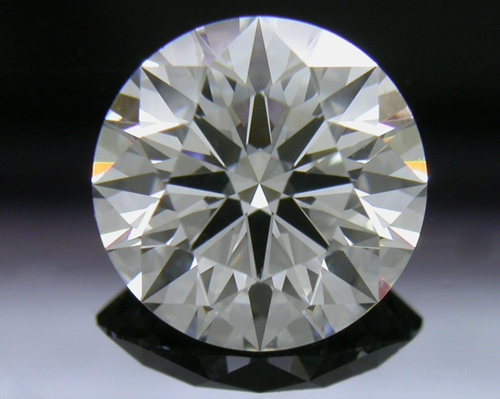 1.584 ct G VVS2 A CUT ABOVE® Hearts and Arrows Super Ideal Round Cut Loose Diamond
