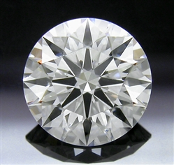 1.083 ct F VS2 A CUT ABOVE® Hearts and Arrows Super Ideal Round Cut Loose Diamond