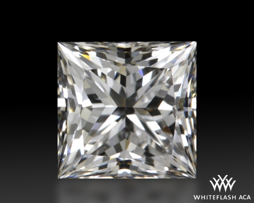0.536 ct G VS1 A CUT ABOVE® Princess Super Ideal Cut Diamond