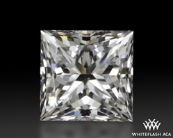 0.532 ct G VS2 A CUT ABOVE® Princess Super Ideal Cut Diamond