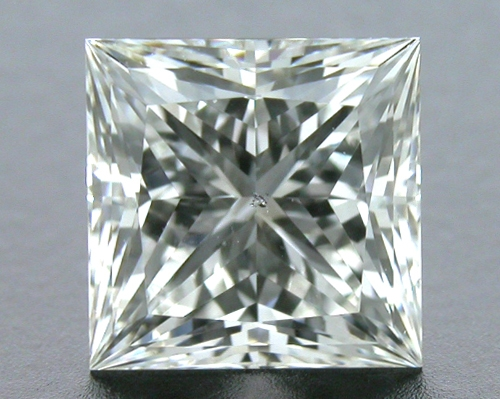 1.018 ct I SI1 A CUT ABOVE® Princess Super Ideal Cut Diamond