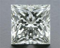 1.104 ct J VS1 A CUT ABOVE® Princess Super Ideal Cut Diamond
