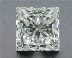 1.028 ct H VVS1 A CUT ABOVE® Princess Super Ideal Cut Diamond