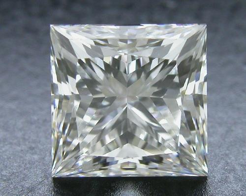 1.021 ct H VS1 A CUT ABOVE® Princess Super Ideal Cut Diamond