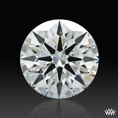 1.071 ct E VS2 A CUT ABOVE® Hearts and Arrows Super Ideal Round Cut Loose Diamond