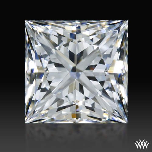 0.448 ct G VS1 A CUT ABOVE® Princess Super Ideal Cut Diamond
