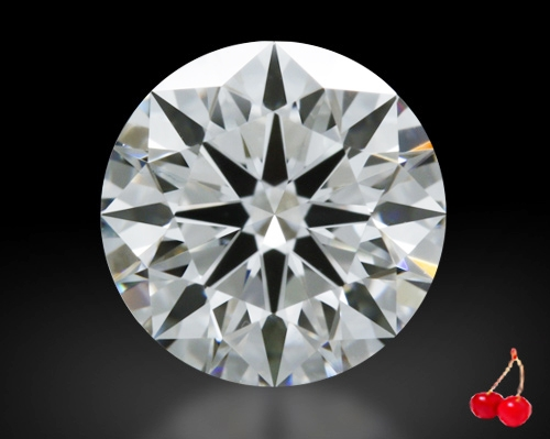 0.907 ct G VVS2 Expert Selection Round Cut Loose Diamond