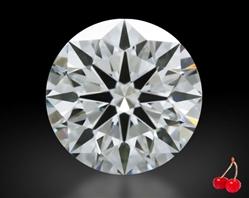 0.907 ct G VVS2 Expert Selection Round Cut Loose Diamond