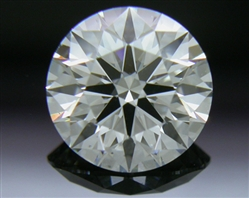 0.90 ct G SI1 A CUT ABOVE® Hearts and Arrows Super Ideal Round Cut Loose Diamond