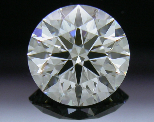 0.83 ct G SI1 A CUT ABOVE® Hearts and Arrows Super Ideal Round Cut Loose Diamond