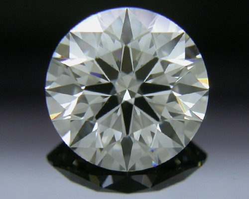 0.82 ct I VS2 A CUT ABOVE® Hearts and Arrows Super Ideal Round Cut Loose Diamond