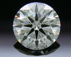 0.90 ct I SI1 A CUT ABOVE® Hearts and Arrows Super Ideal Round Cut Loose Diamond