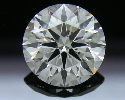 1.59 ct E SI1 A CUT ABOVE® Hearts and Arrows Super Ideal Round Cut Loose Diamond