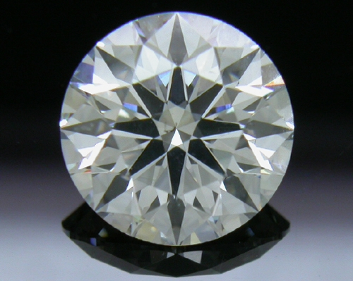 1.27 ct G SI1 A CUT ABOVE® Hearts and Arrows Super Ideal Round Cut Loose Diamond