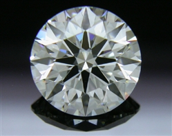 1.02 ct F VS2 A CUT ABOVE® Hearts and Arrows Super Ideal Round Cut Loose Diamond