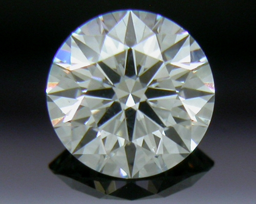 0.308 ct I VS2 A CUT ABOVE® Hearts and Arrows Super Ideal Round Cut Loose Diamond