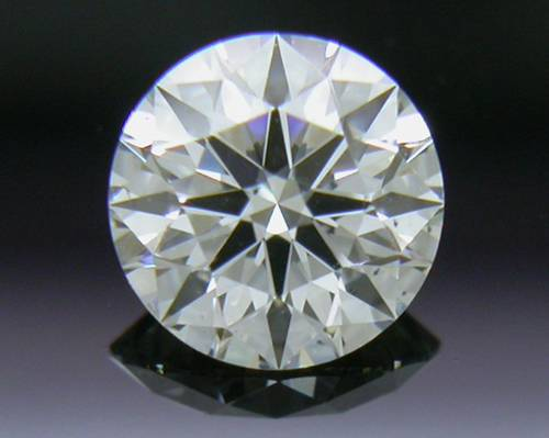 0.318 ct H SI1 A CUT ABOVE® Hearts and Arrows Super Ideal Round Cut Loose Diamond