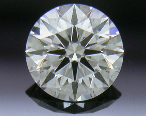 0.327 ct I VS2 A CUT ABOVE® Hearts and Arrows Super Ideal Round Cut Loose Diamond