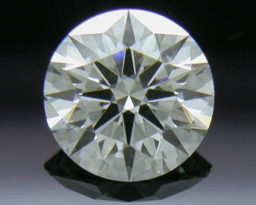 0.336 ct G VS2 A CUT ABOVE® Hearts and Arrows Super Ideal Round Cut Loose Diamond