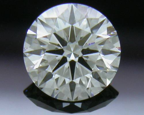 0.387 ct G VS2 A CUT ABOVE® Hearts and Arrows Super Ideal Round Cut Loose Diamond