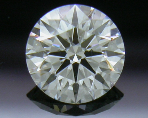 0.385 ct H VS2 A CUT ABOVE® Hearts and Arrows Super Ideal Round Cut Loose Diamond