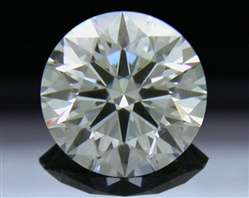 0.324 ct G VS1 A CUT ABOVE® Hearts and Arrows Super Ideal Round Cut Loose Diamond