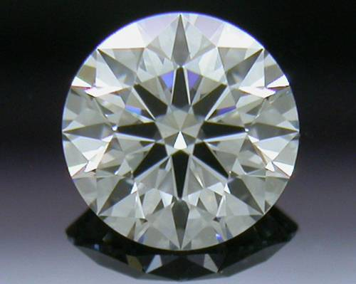 0.335 ct F VS2 A CUT ABOVE® Hearts and Arrows Super Ideal Round Cut Loose Diamond